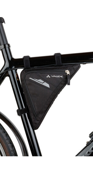 VAUDE Triangle Frame Bag black